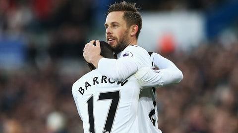Saturday: Swansea City vs. Sunderland