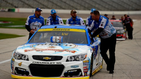 Kevin Harvick, Busch beer primary paint scheme