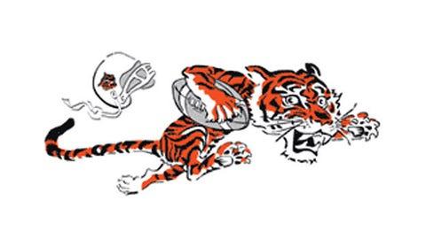 33. Cincinnati Bengals (1968-69)
