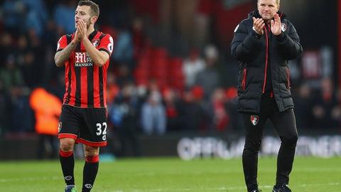 Bournemouth vs. Southampton (Sunday, 8:30 a.m.)