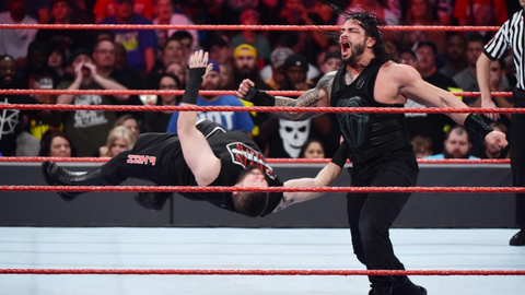 Kevin Owens vs. Roman Reigns for the Universal Championship