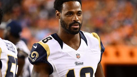 WR Kenny Britt, Browns