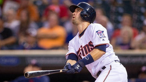 Twins deal Brian Dozier