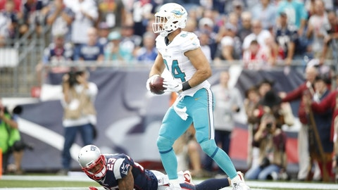 Miami Dolphins' Mike Pouncey: Jordan Cameron can't be referring to me