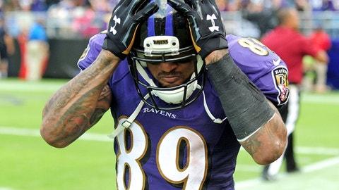 AFC #7 seed: Baltimore Ravens (8-6)