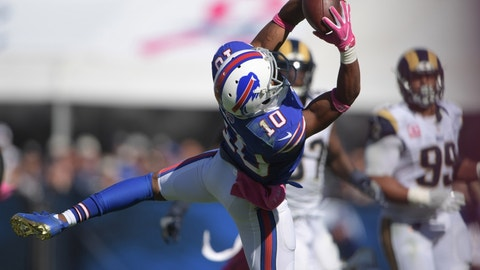 WR Robert Woods, Rams