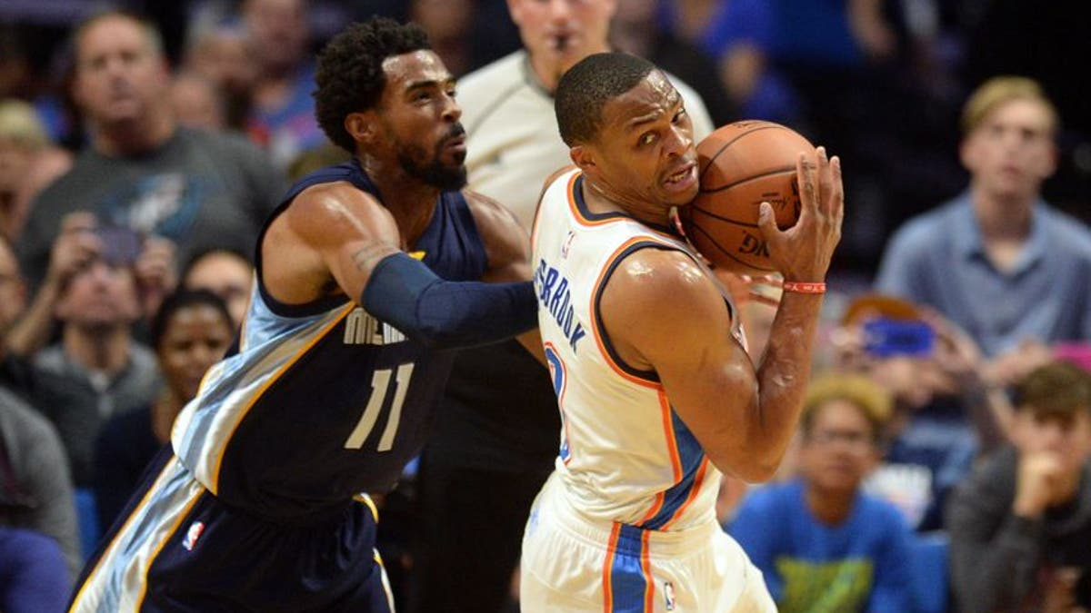Can The Memphis Grizzlies Contain Russell Westbrook Fox
