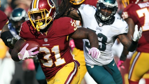 Washington Redskins: Matt Jones