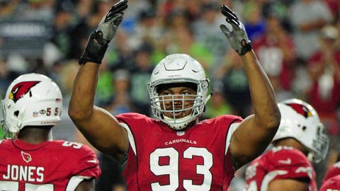 DE Calais Campbell, Jaguars: $30 million