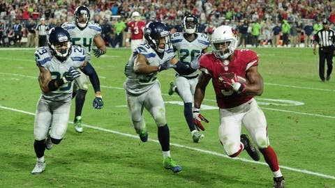 Arizona Cardinals at Seattle Seahawks, 4:25 p.m. FOX (715)