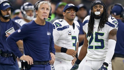 Shannon: Sherman comes with significant baggage