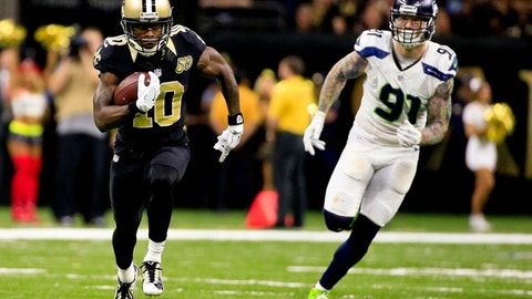 Titans, Eagles Talking Brandin Cooks Trade With Saints