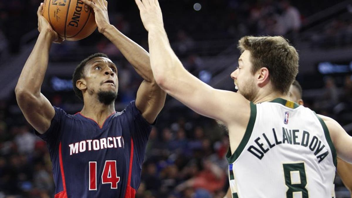 Bucks At Pistons Live Stream How To Watch Online Fox Sports