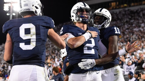 The Nittany Lions are motivated