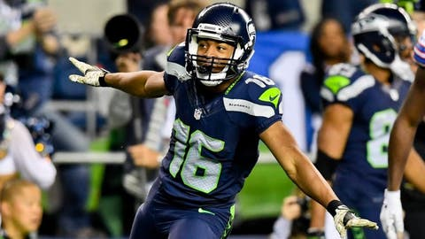 Tyler Lockett is out for the season