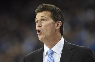 Steve Alford says he is '100 percent' committed to UCLA, has no interest in Indiana