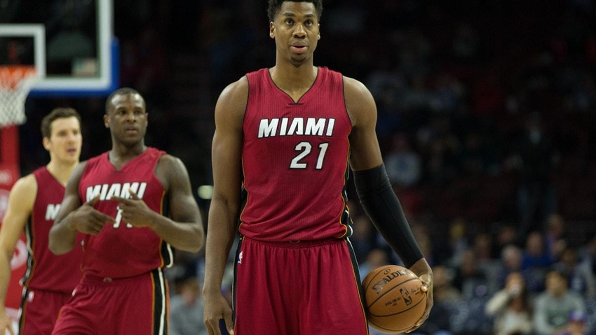 NBA Trade Rumors: Should The Miami Heat Trade Hassan ...