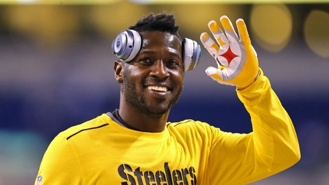 AFC #3 seed: Pittsburgh Steelers (9-5)