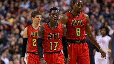 Atlanta Hawks: A time machine