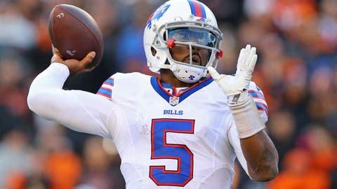 Tyrod Taylor, Buffalo Bills