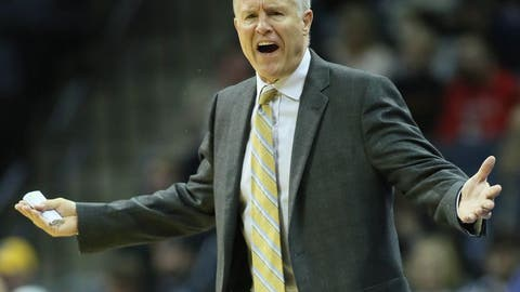 Brett Brown, head coach, Philadelphia 76ers
