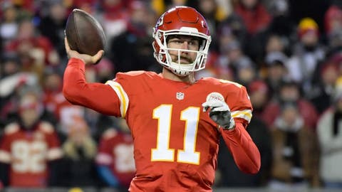 Sunday: Titans at Chiefs