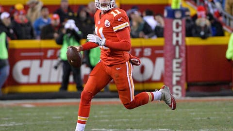 Kansas City Chiefs: +950 (19/2)