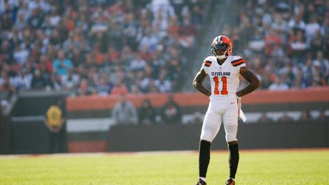 Re-sign Terrelle Pryor and Jamie Collins
