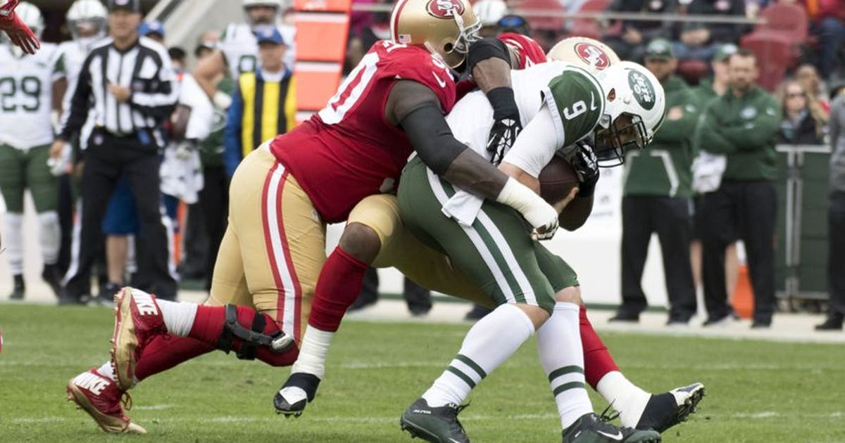 Making the Call on the 49ers' Remaining Free Agents   FOX Sports