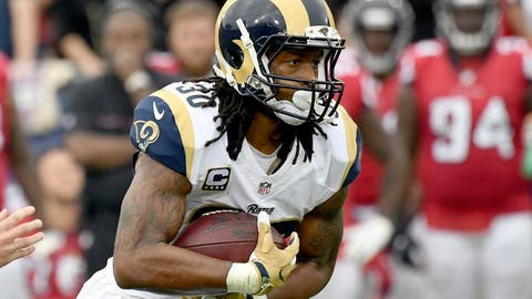 Todd Gurley, RB, Rams