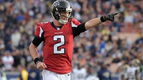 Sunday: Saints at Falcons