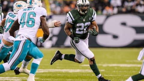 September 24: Miami Dolphins at New York Jets, 1 p.m. ET