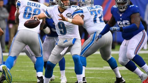The Lions already have the most fourth-quarter comeback wins (8) in a single season.