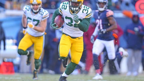 RB Christine Michael, Packers