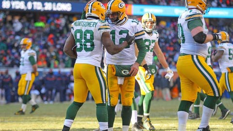 4. Green Bay Packers (10-6)
