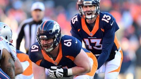 Denver Broncos: C Matt Paradis