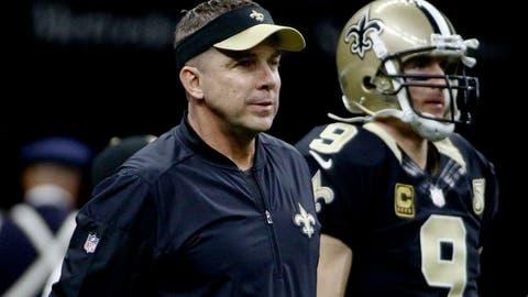 New Orleans Saints: 6