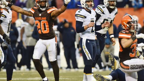 Chargers: Lost to Browns