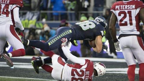 December 31: Arizona Cardinals at Seattle Seahawks, 4:25 p.m. ET
