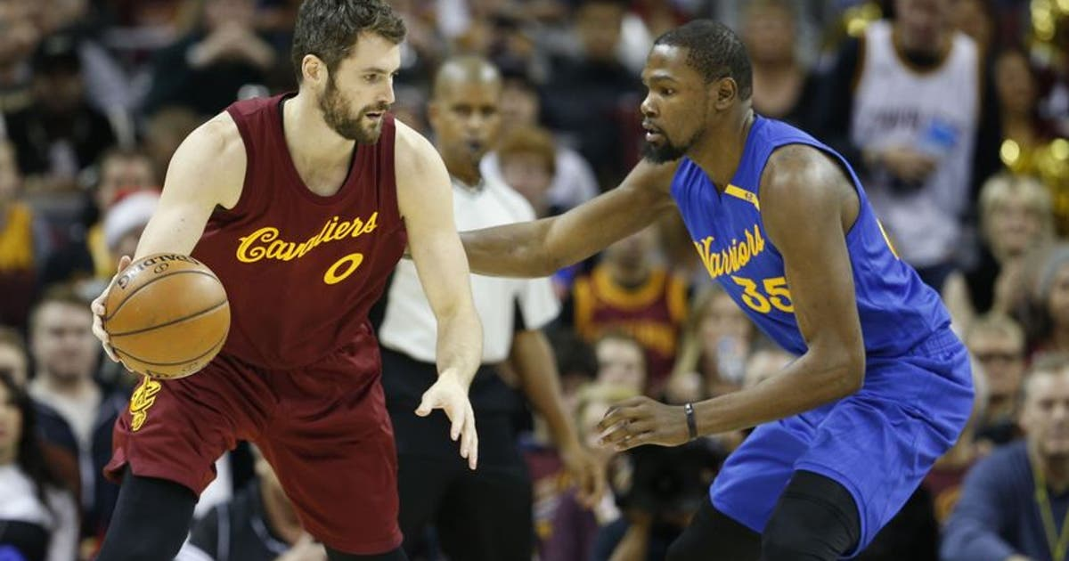 Kevin Love says 'it's hard to tell' if Warriors are better ...