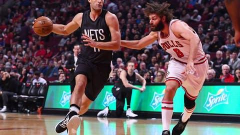Brooklyn Nets (previous ranking: 29)