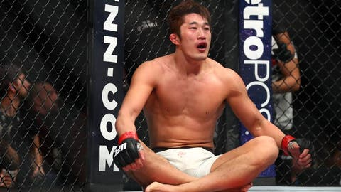 Dong Hyun Kim vs. Rick Story