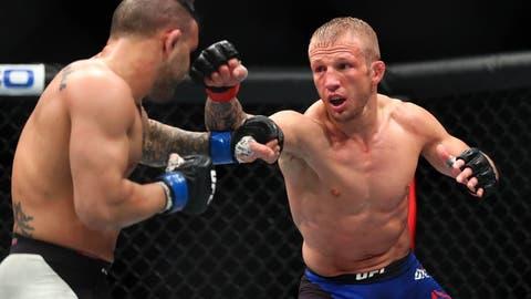 Cody Garbrandt vs. TJ Dillashaw