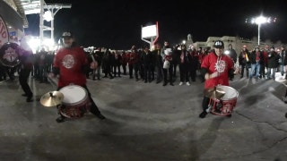 Watch Toronto drumline get fans hyped in 360° | MLS CUP