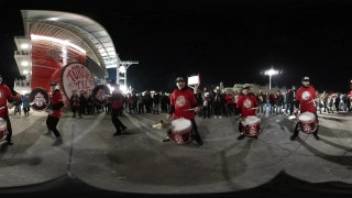 Watch Toronto band get fans hyped in 360° | MLS CUP