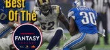 FOX Fantasy Podcast: what about Justin Forsett?