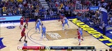 (17) Wisconsin puts Marquette away