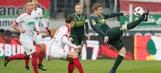 FC Augsburg vs. Monchengladbach | 2016–17 Bundesliga Highlights