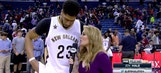 Davis leads Pelicans to 3rd straight win