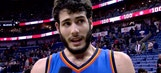 Abrines leads Thunder surge in 4th quarter